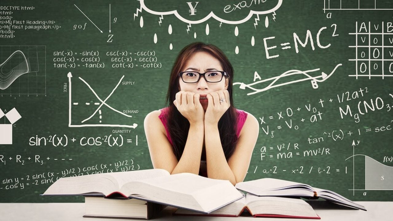 Sınav kaygısı nedir