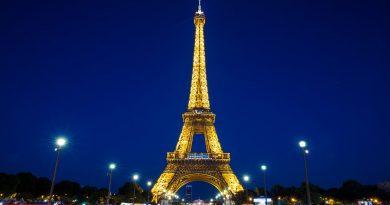 Paris'i gezelim