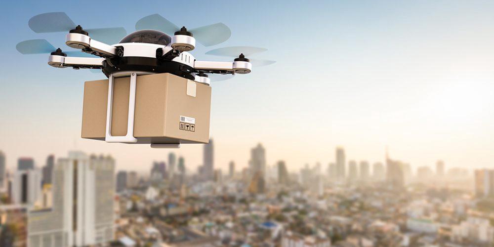 drone ile taşımacılık