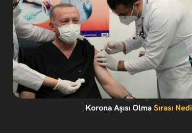 Korona Aşısı Olma Sırası Nedir?
